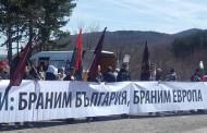 Пак блокираха границата с Турция, автобуси обаче няма /видео/
