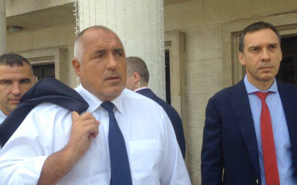 Борисов за протестите в Слънчев бряг: Това е демокрация