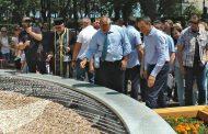 Бойко Борисов пусна фонтана в Морската / видео/