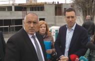 Бойко нахока изпълнителя за забавянето на строежа на Арена Бургас