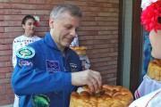 """Руският космонавт Андрей Борисенко гост на фестивала """"Отечество"""" в  Несебър  /видео/"""