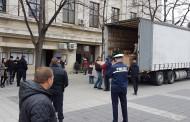 Отцепиха центъра на Бургас заради бюлетините