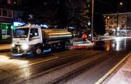 Продължават с чистенето на улиците в Бургас