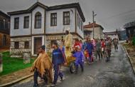 Белият кукер излиза в Търново на 26 февруари