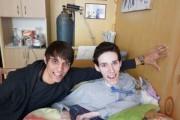 Помогнете на Диан Господинов да си купи дихател апарат!!!