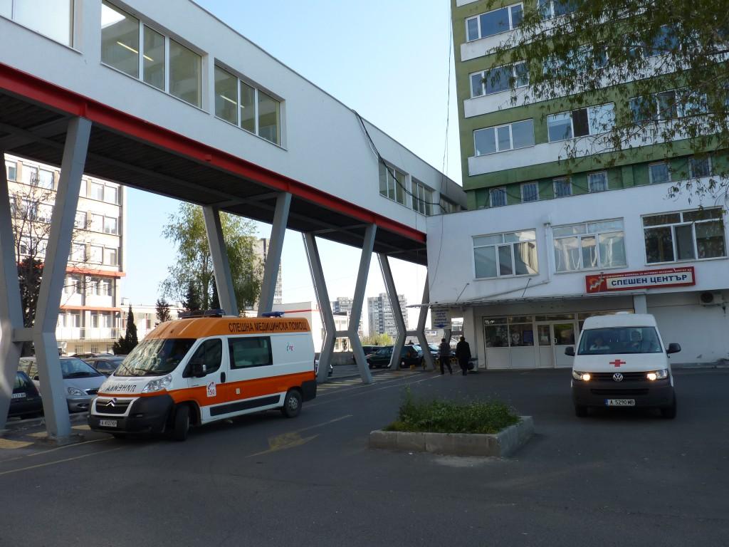Почина бургазлията, който беше пометен от микробус в Каблешково