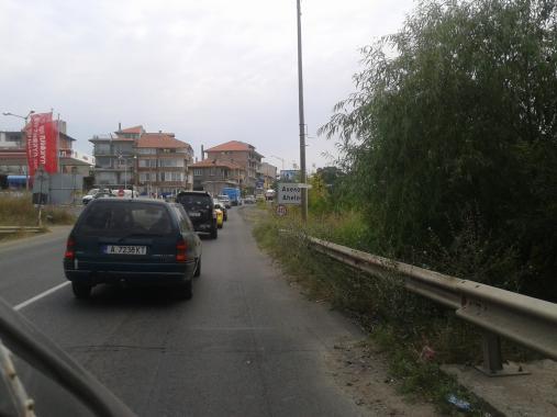 Комитетът в Граматиков реши: Протестът за разбития път Царево - Малко Търново се отлага