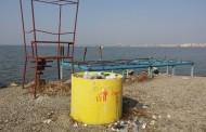 Грозна гледка: Разкостиха рибарските кейове по брега на Вая