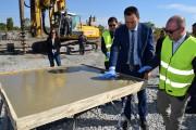 До две години капацитетът на Индустриалния логистичен парк в Бургас ще бъде запълнен