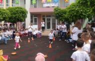 Община Бургас предлага повече игри и занимания на открито в детските градини