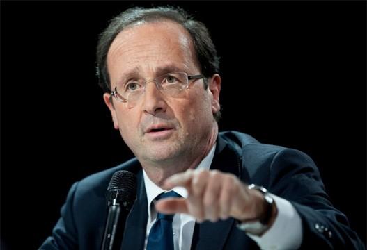 """Франция удря """"Ислямска държава"""" по въздух"""