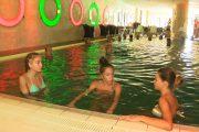 Ансамбълът ни по художествена гимнастика се възстановява в Гранд Хотел Поморие /галерия/