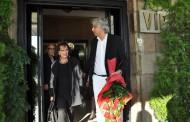 Клаудия Кардинале пристигна в България
