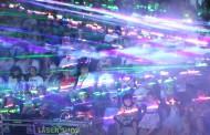 Виже уникалният лазерен спектакъл за празника на Созопол /Видео/