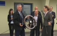 Кандидатът за вицепрезидент получи рул в Поморие, за да води страната в правилна посока /видео/