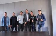 Кметът Николов поздрави бургаските шампиони от Световното по Муай тай в Тайланд