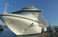 "5-звездният курорт ""Emerald Princess""  откри круизния сезон в Бургас"