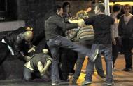 Бой на чужденци в София, един е ранен