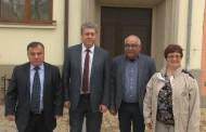 Георги Първанов в Карнобат: ГЕРБ и БСП играят договорен мач /видео/