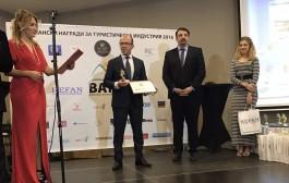Приморско грабна приз за културно-исторически туризъм