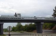 Завърши ремонтът на надлеза за Ченгене скеле