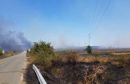 Пожарът край Изворище е овладян. Гасят второ огнище