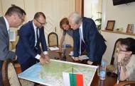 Областният управител Вълчо Чолаков се срещна с посланиците на Франция и Ирландия