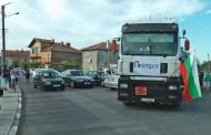 Жители на Камено блокираха пътя за Южното Черноморие, настояват за ремонт на околовръстния /видео/