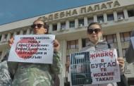 Затвор до три години грози садиста Живко, който уби котка в Бургас /видео/