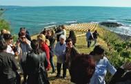 Протест в Лозенец заради строеж на скалите /видео/