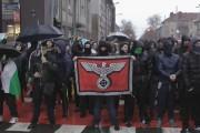 Ултраси блокираха движението в Бургас /видео/