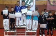 Шест медала за децата от полицейския карате и джу джи-цу клуб в Бургас