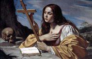 Църквата почита Мария Магдалена