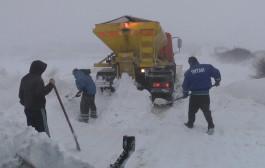 Пътищата са проходими, очакваме нови валежи от сняг