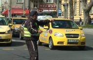 Само в zonaburgas.bg! Вижте видео от протеста на таксиметровите шофьори