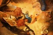 Алиса кани бургаските деца в страната на чудесата