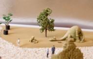 3D макет на Пясъчен фестивал`2016
