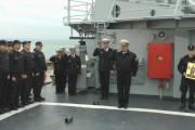 """"""" Верни """" ще  участва в мисия на НАТО за контрол на бежанския поток по море /видео/"""
