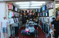 Удариха магазини за фалшиви маркови дрехи в Слънчев бряг