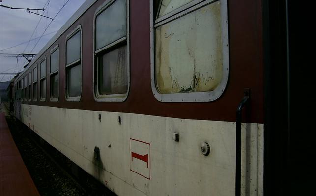 Машинист падна от влак в Карнобат