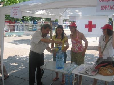 Световен ден на първата помощ: Доброволците на БЧК с мащабна кампания за 16 септември