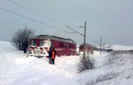 Пътници бяха блокирани във влак край Айтос