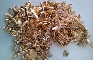 Над 1,5 кг накити от благородни метали задържаха митническите служители на Лесово