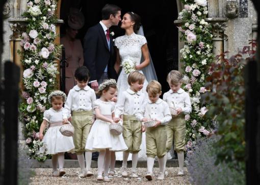 Сватбата на Пипа Мидълтън